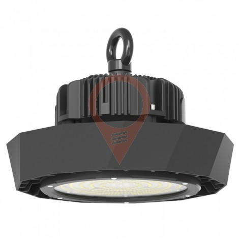 LED Highbay SAMSUNG CHIP - 100W  Black Body 160LM/W 6000K