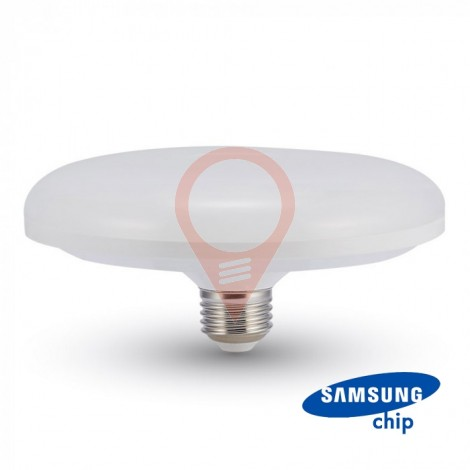 LED Bulb - SAMSUNG CHIP 24W E27 UFO F200 6400K