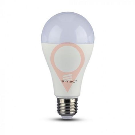 LED Bulb SAMSUNG Chip 9W E27 Emergency 3000K 3 hrs Battery