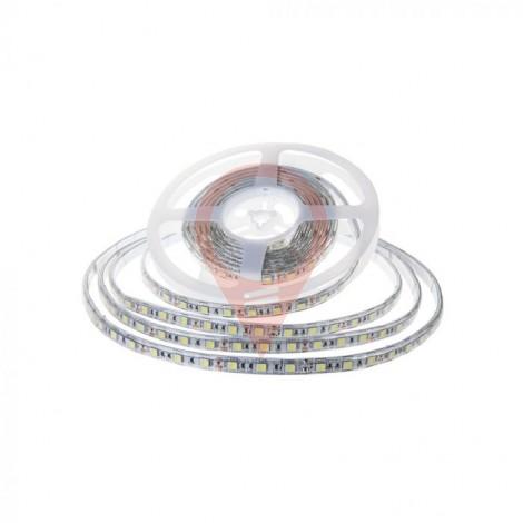 LED Stip SMD2835 - 120 LEDs 24V IP65 3000K Double PCB 10m Roll
