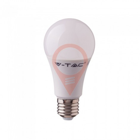 LED Bulb - 10W E27 A60 SMART WIFI RGB + WW + CW