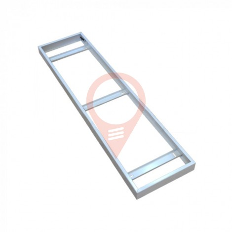 Case for External Mounting for 1195 x 295 mm LED Panel