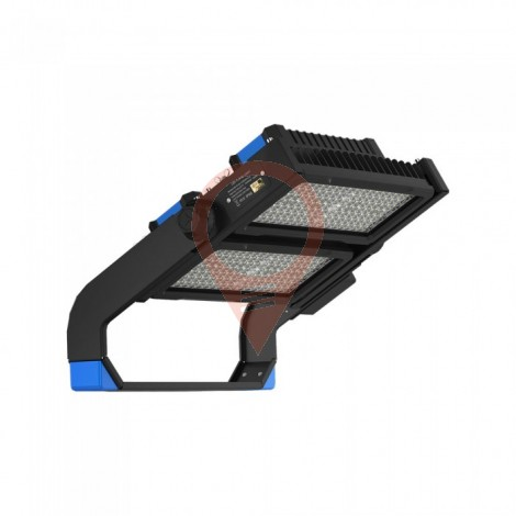 500W LED Floodlight SAMSUNG CHIP Meanwell Driver 60'D 4000K