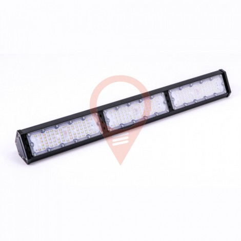 150W LED Linear High Bay Black Body 4000K