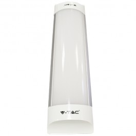 10W Aluminum Grill Fitting with LED Tube - Warm White, 30 cm