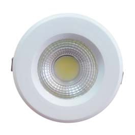 10W LED Downlight Reflector - PKW Body, White