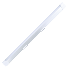 10W T8 Fitting with LED Tube - Natural White, 600 mm