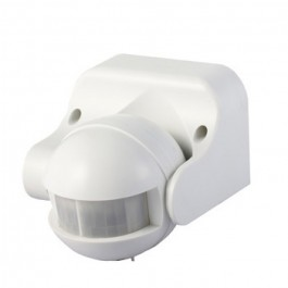 Infrared Motion Sensor Wall 180° IP44