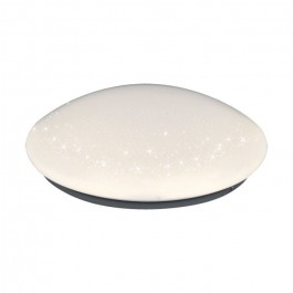 8W LED Dome Light Bling Star Cover Warm White