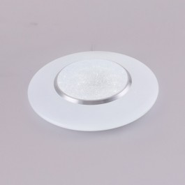 65W LED Dome Light Remote Control CCT Changeable Φ510
