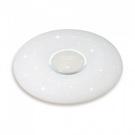 60W LED Dome Light Remote Control Color Changing Dimmable Round Cover