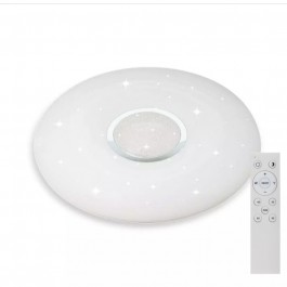 60W LED Designer Dome Light 3 in 1 Remote Control Dimmable Round