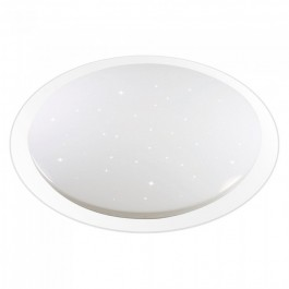 72W LED Dome Light Remote Control CCT Changeable Ф830 Starry Cover