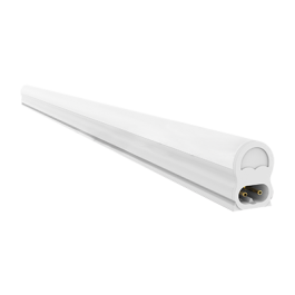 4W T5 Fitting with LED Tube - White, 300 mm