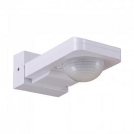 Infrared Motion Sensor White 360° 1000W Adjustable