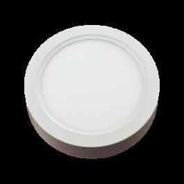 15W LED Surface Panel - Round Warm White