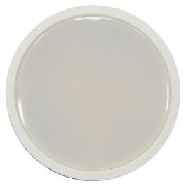 LED Spotlight - 7W GU10 White Plastic, White Dimmable