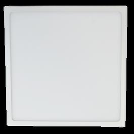 18W LED Surface Panel Premium - Square Warm White