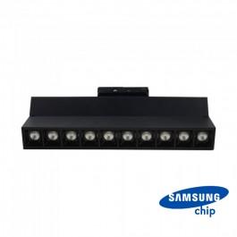 25W LED Linear Trackight SAMSUNG Chip Black Body 5700K