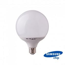 LED Bulb SAMSUNG Chip 22W E27 G120 Plastic 4000K 120 lm/Watt