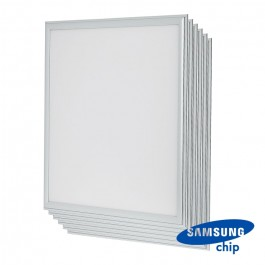 LED Panel Light SAMSUNG Chip 29W 600 x 600 mm 6400K Incl Driver 6pcs/Set 120lm/W