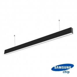LED Linear Light SAMSUNG Chip 40W Hanging Black Body 3 in 1
