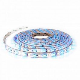 LED Strip 5050 - 60 LEDs 12V IP20 RGB + Natural White A++ 5 m