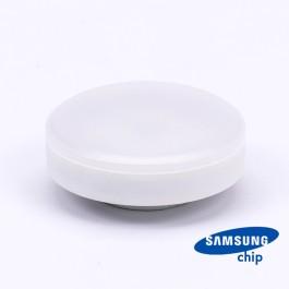 LED Bulb - SAMSUNG CHIP 7W GX53 Plastic 4000K