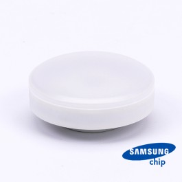 LED Bulb - SAMSUNG CHIP 7W GX53 Plastic 6400K