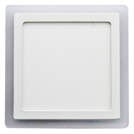 22W LED Surface Panel - Square White