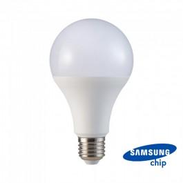 LED Bulb - SAMSUNG CHIP 20W E27 A80 Plastic 3000K