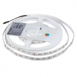 LED Strip RGB Set Light Kit W/Remote 12V IP20