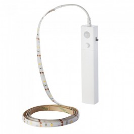 2.4W LED Strip 2835 Motion Sensor 1m. 4000K