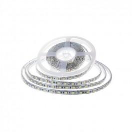 LED Stip SMD2835 - 120 LEDs 24V IP65 6400K  Double PCB 10m Roll