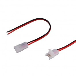 Connector for LED Strip 8mm Single Head
