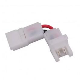 L Shape Connector for LED Strip 8mm