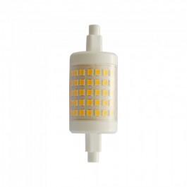 LED Bulb 7W R7S 78 mm Plastic 3000K