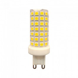 LED Spotlight - 6W G9 Plastic 3000K