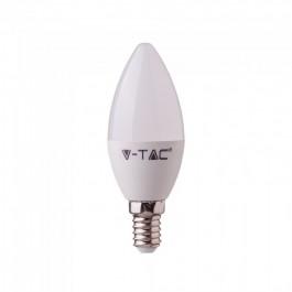 LED Bulb - 3.5W E14 Candle Dimming Brightness RF Control RGB + 4000K