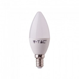 LED Bulb - 3.5W E14 Candle Dimming Brightness RF Control RGB + 6400K