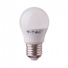 LED Bulb - 3.5W E27 G45 RF Control RGB + 6400K