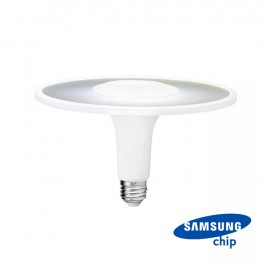 LED Bulb - SAMSUNG Chip 18W Acrylic UFO Plastic 6400K