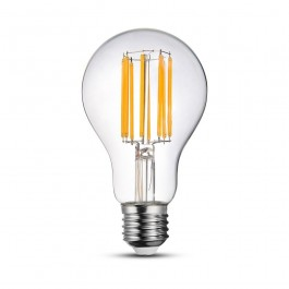 LED Bulb 18W Filament E27 A67 Clear Cover 135 lm/W 3000K