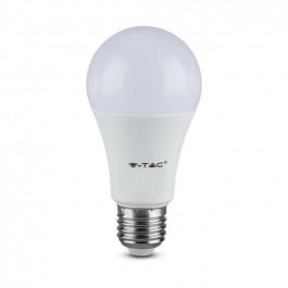 LED Bulb 9.5W E27 A60 Plastic 6400K 160 lm/W