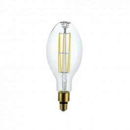 LED Bulb 24W E27 ED120 Clear Cover 4000K 160 lm/W