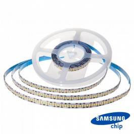 LED Strip SAMSUNG 2835 240 LEDs 24V IP20 4000K CRI95+