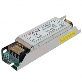 LED Power Supply SLIM - 25W 12V 2,1A Metal