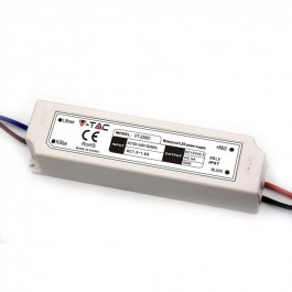LED Power Supply EMC - 60W 12V 5A Plastic IP67