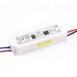 LED Plastic SLIM Power Supply - 30W 12V IP67
