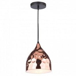 Rose Gold Pendant Light Holder Ø170